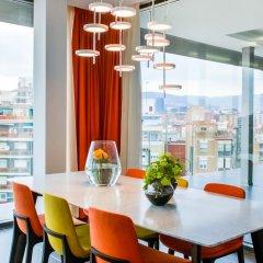 Апартаменты Cosmo Apartments Sants балкон