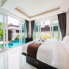 Отель Villas In Pattaya 5* Стандартный номер с 2 отдельными кроватями фото 17
