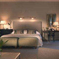 Hotel De Russie 5* Улучшенный номер делюкс с различными типами кроватей