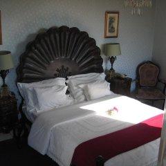 Отель Castelo Santa Catarina 3* Стандартный номер двуспальная кровать фото 6