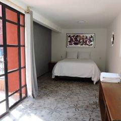 Отель Casa Coyoacan Стандартный номер фото 5