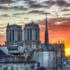 Отель Notre Dame Paris Flat Париж питание