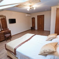 Гостевой Дом Inn Lviv комната для гостей фото 2