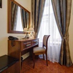 Мини-отель Соната на Невском 5 Номер Комфорт разные типы кроватей фото 20