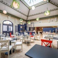 Qualys Le Londres Hotel Et Appartments Сомюр питание фото 3