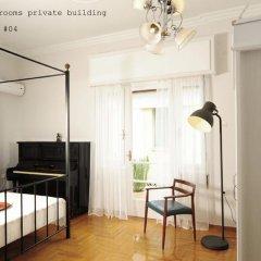 Апартаменты Live in Athens, short stay apartments Студия с различными типами кроватей фото 4