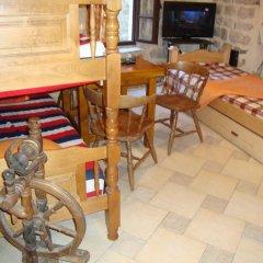 Отель Guest House Šljuka 2* Студия с различными типами кроватей фото 6