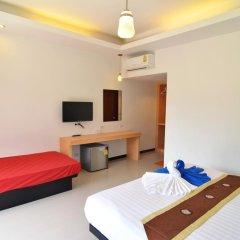 Отель Golden Bay Cottage 3* Улучшенное бунгало с различными типами кроватей фото 7