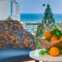 Stamatia Hotel балкон