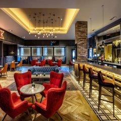 DoubleTree by Hilton Hotel Glasgow Central гостиничный бар