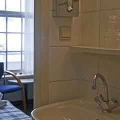 Hotel De Koopermoolen ванная