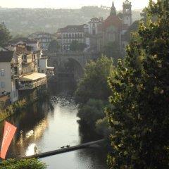 Отель Navarras Португалия, Амаранте - отзывы, цены и фото номеров - забронировать отель Navarras онлайн приотельная территория