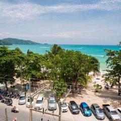 Отель Patong Beach Bed and Breakfast 2* Номер Делюкс с разными типами кроватей фото 10