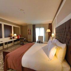 Ramada Hotel & Suites Istanbul Merter 5* Стандартный номер с различными типами кроватей фото 5