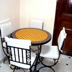 Отель Residence Miramare Marrakech 2* Стандартный номер с различными типами кроватей фото 19