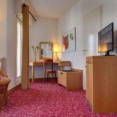 Отель Eden Hotel Швейцария, Женева - отзывы, цены и фото номеров - забронировать отель Eden Hotel онлайн удобства в номере фото 2
