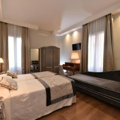 Отель Villa Rosa Италия, Венеция - 12 отзывов об отеле, цены и фото номеров - забронировать отель Villa Rosa онлайн комната для гостей фото 6