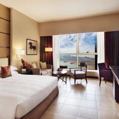 Отель Khalidiya Palace Rayhaan by Rotana, Abu Dhabi 5* Стандартный номер с различными типами кроватей фото 5
