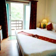 Отель Krabi Tropical Beach Resort 3* Улучшенный номер с различными типами кроватей фото 8