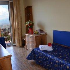 Taormina Park Hotel 4* Стандартный номер разные типы кроватей фото 7