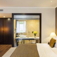 Quentin Boutique Hotel 4* Номер Делюкс с различными типами кроватей фото 23