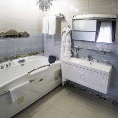 Гостиница Ночной Квартал 4* Люкс повышенной комфортности разные типы кроватей фото 10
