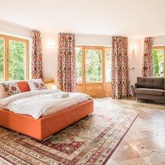 Отель Tatrytop Rezydencja Gaudi Spa Косцелиско комната для гостей фото 2