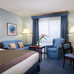 Отель Sofitel Warsaw Victoria 5* Стандартный номер с различными типами кроватей фото 3
