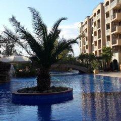 Отель Cascadas Studio Болгария, Солнечный берег - отзывы, цены и фото номеров - забронировать отель Cascadas Studio онлайн бассейн фото 2