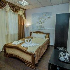 Мини-отель WELCOME Стандартный номер с двуспальной кроватью (общая ванная комната) фото 2