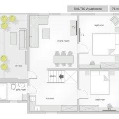 Апартаменты Sanhaus Apartments Люкс фото 19