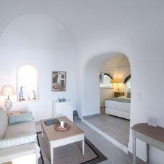 Отель Aqua Luxury Suites Люкс с различными типами кроватей фото 13