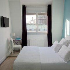 Отель Hôtel Arvor Saint Georges 4* Улучшенный номер с различными типами кроватей фото 7