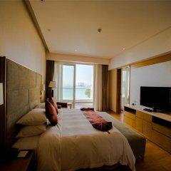Отель Mingshen Golf & Bay Resort Sanya 4* Номер Делюкс с различными типами кроватей