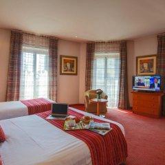Best Western Hotel Roosevelt 3* Стандартный номер с различными типами кроватей фото 4