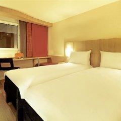 Отель ibis Luxembourg Aéroport 3* Стандартный номер с различными типами кроватей фото 3