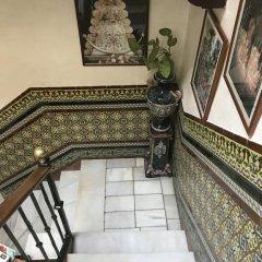 Отель Hostal Atenas сауна