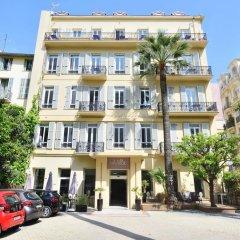 Hotel La Villa Nice Promenade парковка