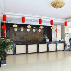 Jinggangshan Hotel интерьер отеля