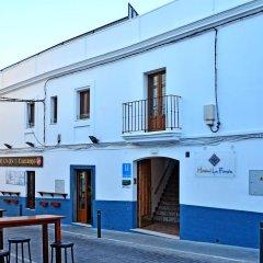Отель Hostal La Fonda Испания, Кониль-де-ла-Фронтера - отзывы, цены и фото номеров - забронировать отель Hostal La Fonda онлайн питание