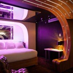 Seven Hotel Paris 4* Улучшенный люкс с различными типами кроватей фото 2