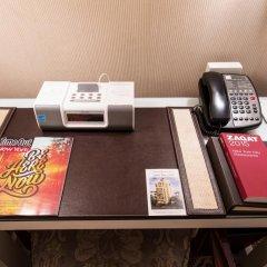 Отель City Club Hotel США, Нью-Йорк - 1 отзыв об отеле, цены и фото номеров - забронировать отель City Club Hotel онлайн удобства в номере