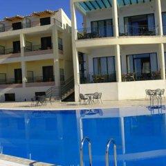 Hotel Alkionis бассейн