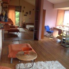 Отель Namai prie ezero Стандартный номер с различными типами кроватей фото 11