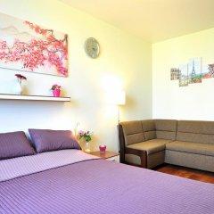 Апартаменты Apartment Evia комната для гостей