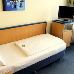 Hotel Wallis 3* Номер Комфорт с разными типами кроватей фото 3
