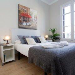 Отель Priority Fira Apartments Испания, Барселона - отзывы, цены и фото номеров - забронировать отель Priority Fira Apartments онлайн комната для гостей фото 5