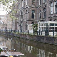 Отель The Swaen Juwelier Нидерланды, Амстердам - отзывы, цены и фото номеров - забронировать отель The Swaen Juwelier онлайн балкон