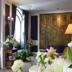 Отель des Arts Франция, Париж - отзывы, цены и фото номеров - забронировать отель des Arts онлайн интерьер отеля