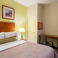 Отель Candlewood Suites NYC -Times Square комната для гостей фото 4